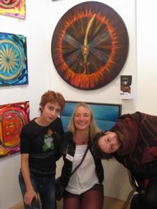 Connekt Art Expo Artist Anastasia Hansen