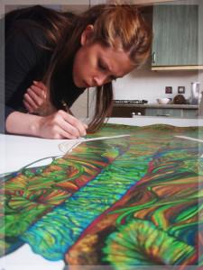 Interview with Connekt Artist Carolina Galia