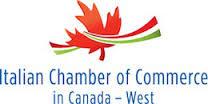 Camera di Commercio Italiana in Canada Ovest - Logo