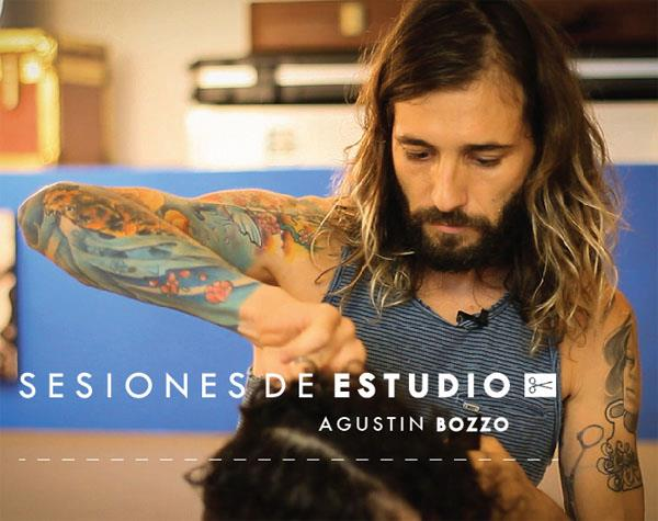 Studio Sessions Series by Connekt Hair Stylist Agustin Bozzo