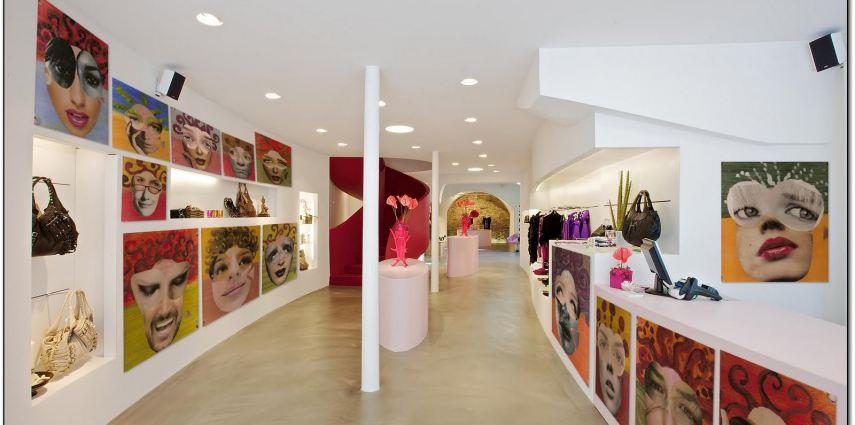 negozio moda by Connekt Artist Kris Nataro